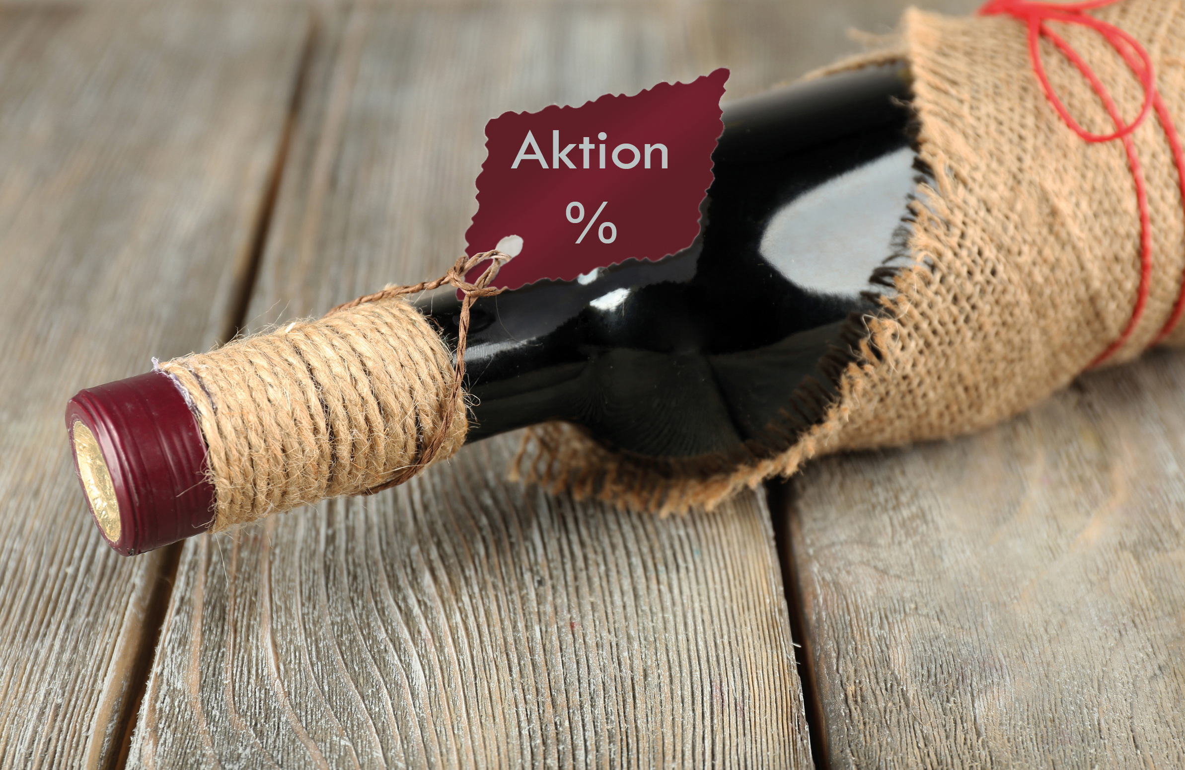 % Aktionen
