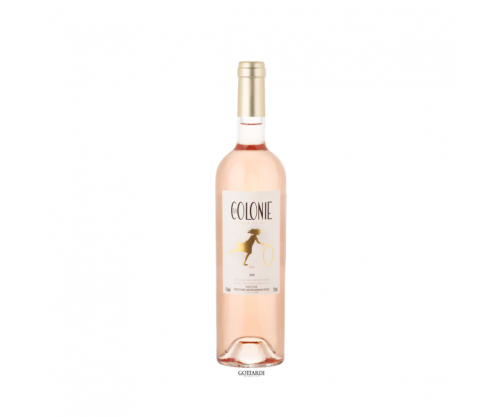 Rosé Fruit d'une Nuit - La Colonie 2020