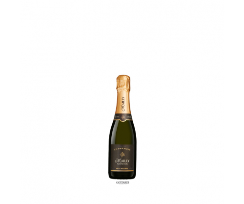 Mailly Champagne Brut Reserve 0,375