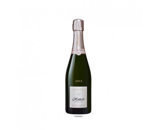 Mailly Champagne Extra Brut Millesimé 2012