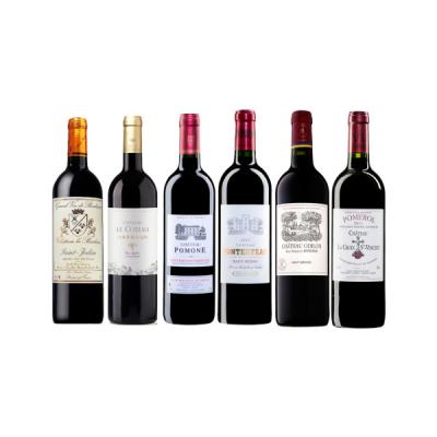 """Erlebniskollektion """"Köstliches Bordeaux"""""""